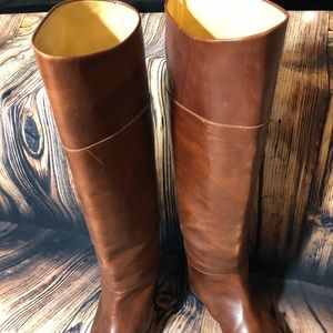 Joan & David Shoes - Joan and David leather riding boots size 10